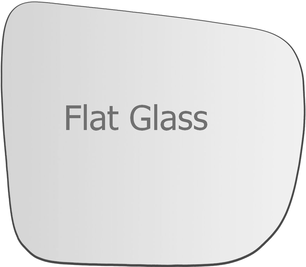 RIGHT DRIVER SIDE MIRROR GLASS FOR SUBARU LIBERTY 2003-2006